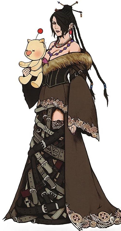 Lulu in Final Fantasy X