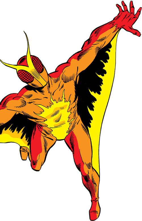 Firefly (Nova enemy) (Marvel Comics)