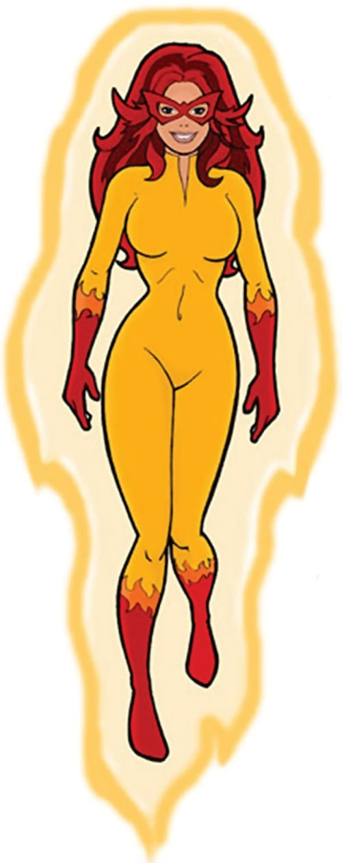Firestar (Spider-Man Amazing Friends)