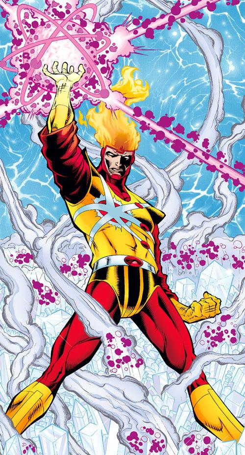 Firestorm (Stein/Raymond version) (DC Comics)