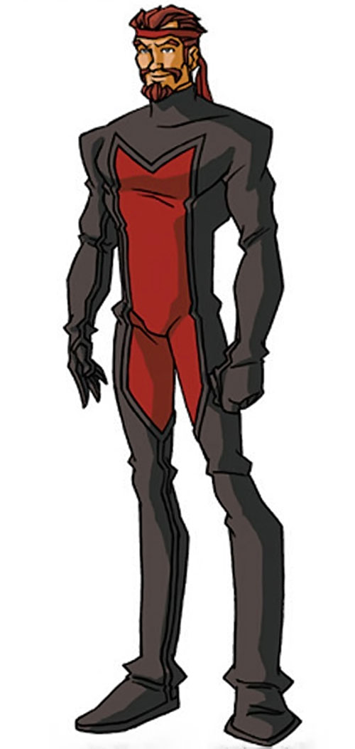 Fixer of the Thunderbolts (Marvel Comics) by RonnieThunderbolts 1/3