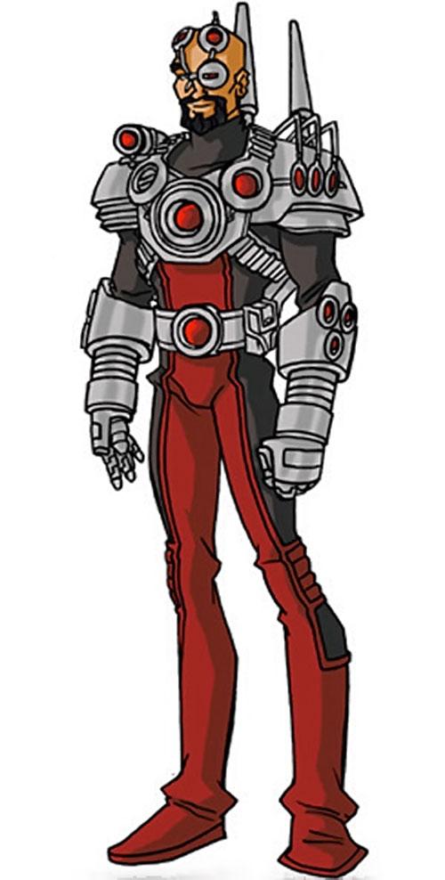 Fixer of the Thunderbolts (Marvel Comics) by RonnieThunderbolts 3/3