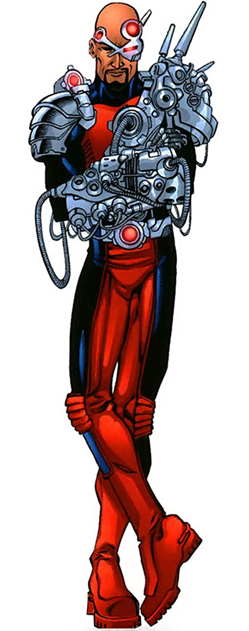 Fixer of the Thunderbolts (Marvel Comics)