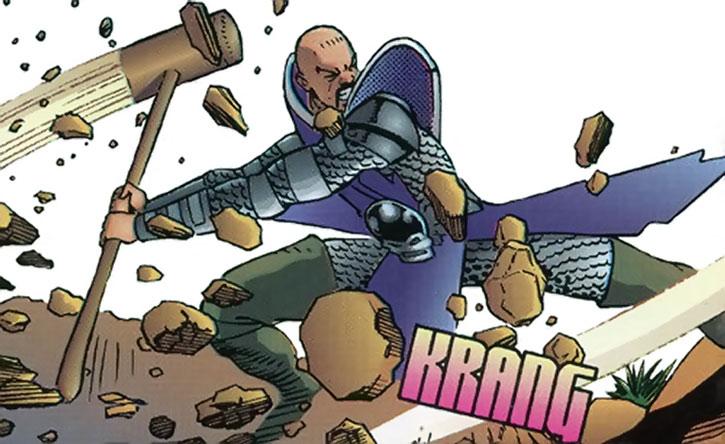 Flogmeister swings his hammer