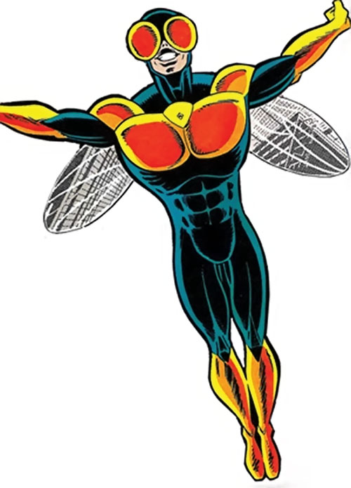 Fly (Impact Comics) (Jason Troy)