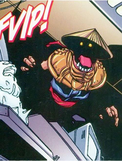 Foe Dog (Iceman ally) (Marvel Comics)