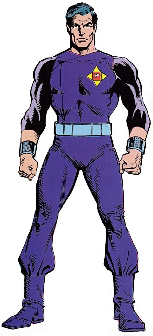 The Foreigner (Spider-Man enemy) (Marvel Comics)