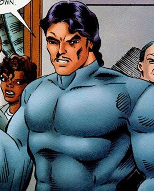 Forsa (Ultraverse comics) (Hardcase ally)