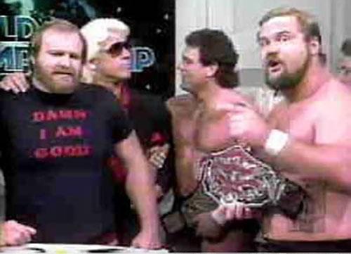 The Four Horsemen (wrestling)