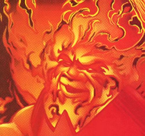 Foxfire (Ultraverse comics) face closeup