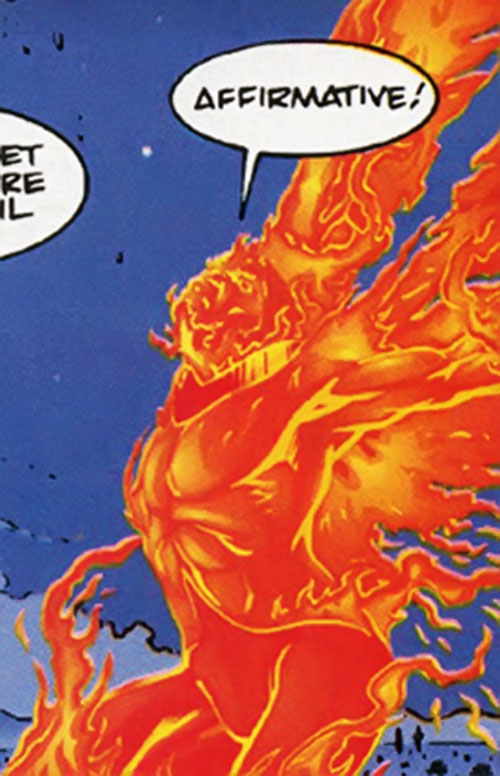 Foxfire (Ultraverse comics)