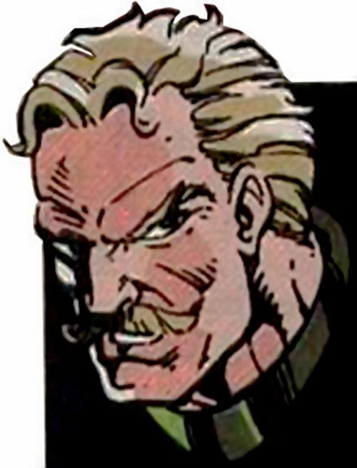 Fritz Sablinova (Silver Sable character) (Marvel Comics)