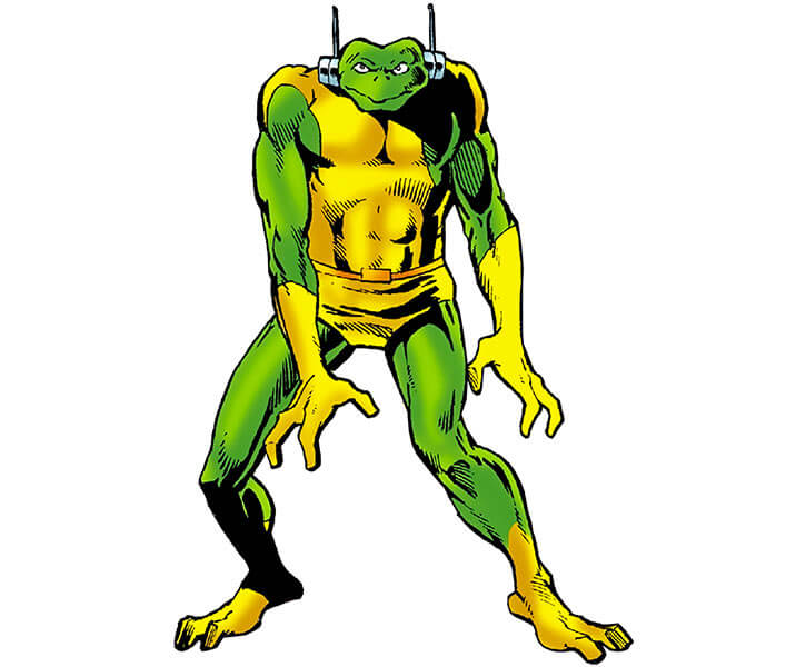 Frog-Man of the Ani-Men (Marvel Comics)