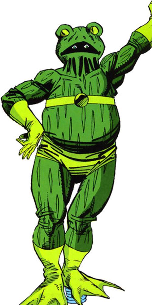 Frog-Man (Spider-Man character)