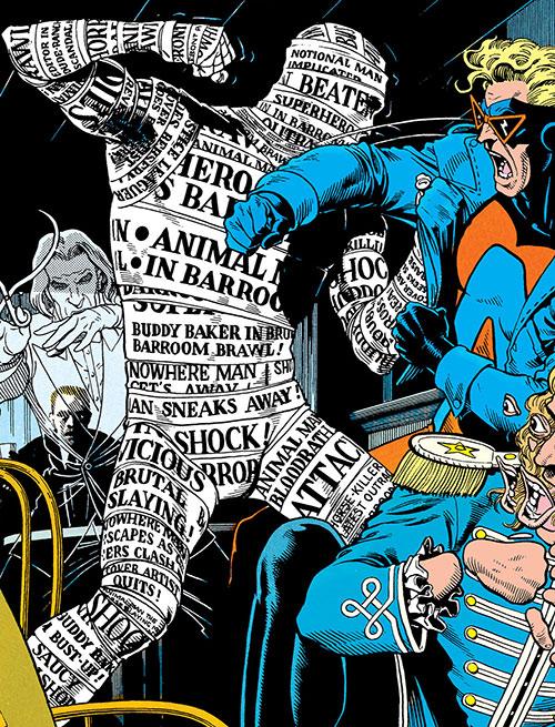 Front Page (Animal Man enemy) (DC Comics)