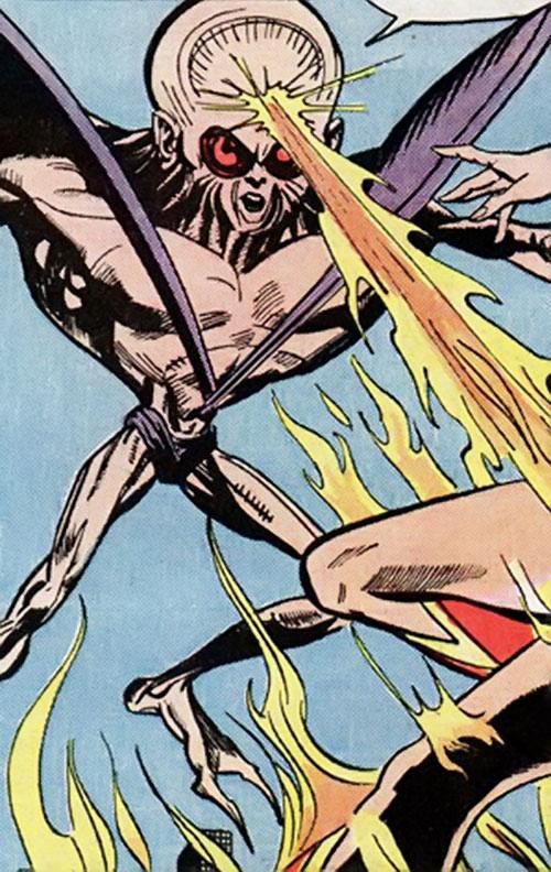 Future-Man (Supergirl enemy) (DC Comics)