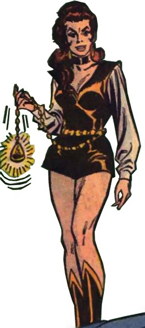 Michelle of the Futurians (Batman enemy) (DC Comics)