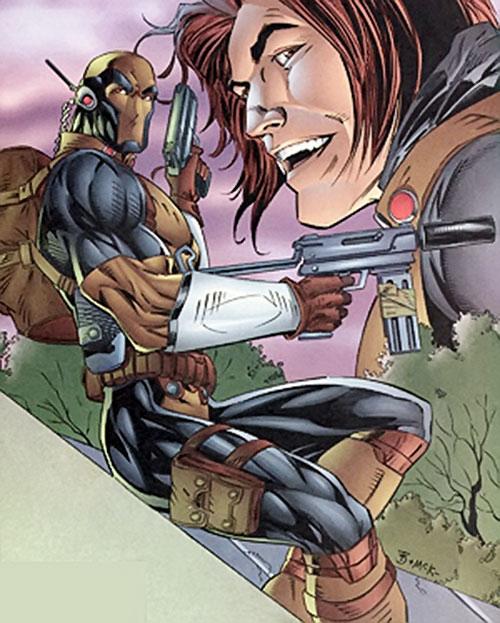 GQ of Black Ops (Image | Wildstorm Comics)