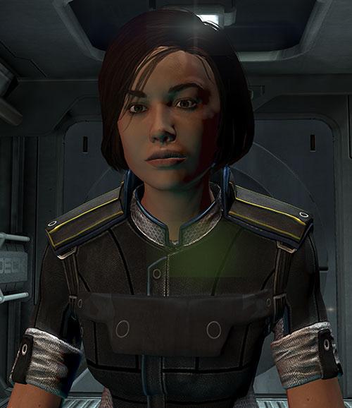 Gabby Daniels (Mass Effect)