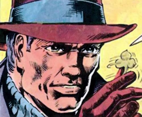 The Gael (Daredevil enemy) (Marvel Comics) before his disfigurement