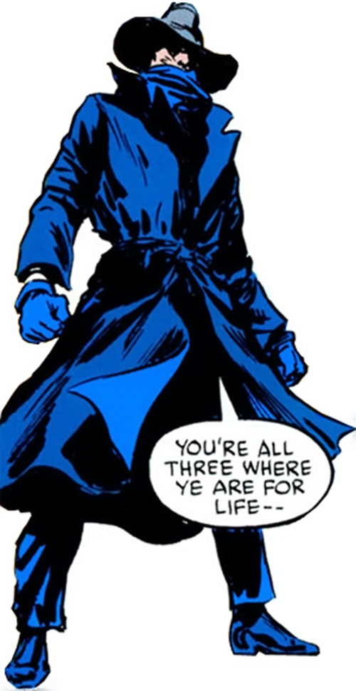 The Gael (Daredevil enemy) (Marvel Comics)