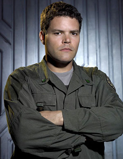 Chief Galen Tyrol (Aaron Douglas in Battlestar Galactica)