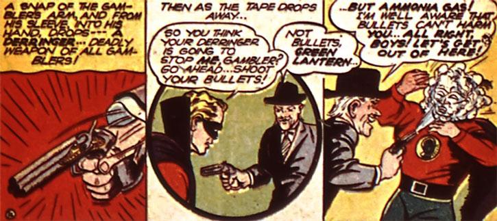 The Gambler's pepperbox derringer