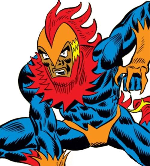 Gamecock (Captain America enemy) (Marvel Comics)