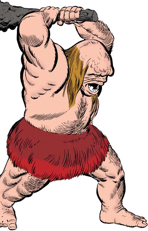 Gargantus (Iron Man enemy) (Marvel Comics)