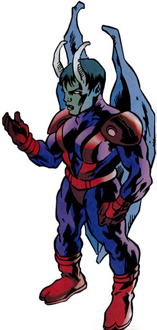 Gargouille of the Acolytes (X-Men enemy) (Marvel Comics)