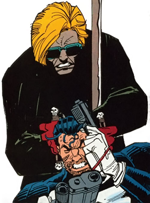 Garrotte (Punisher enemy) (Marvel Comics)