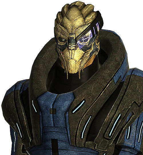 Garrus Vakarian in Mass Effect