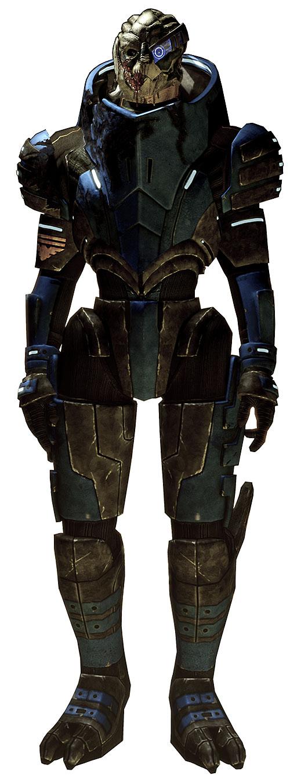 Garrus Vakarian (Mass Effect 2)