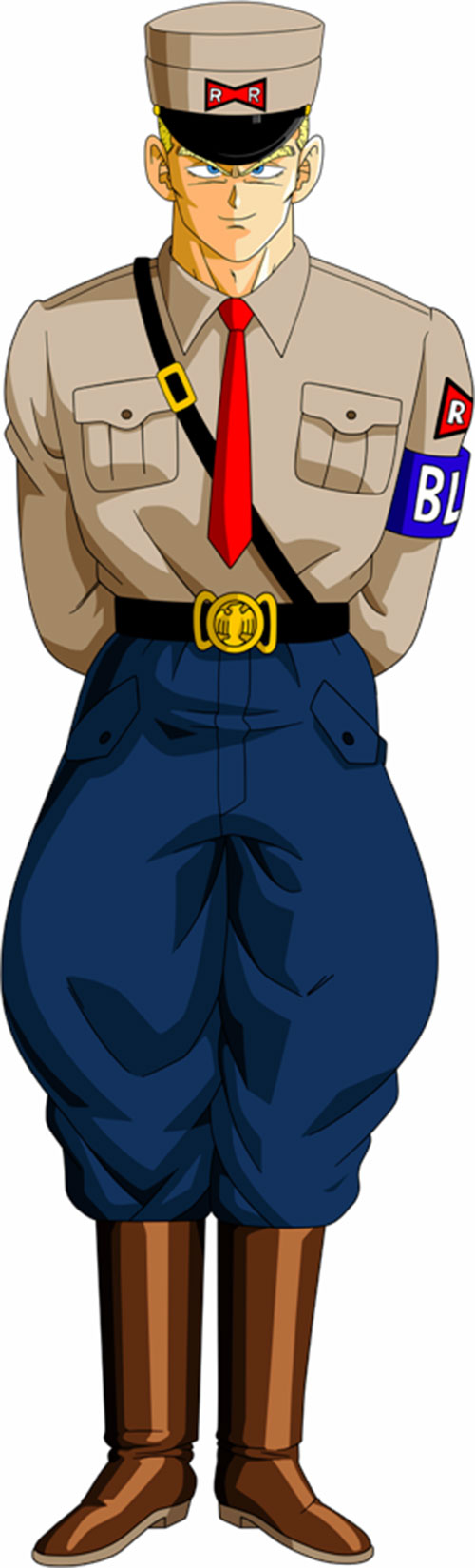 General Blue (Goku enemy) (Dragon Ball)