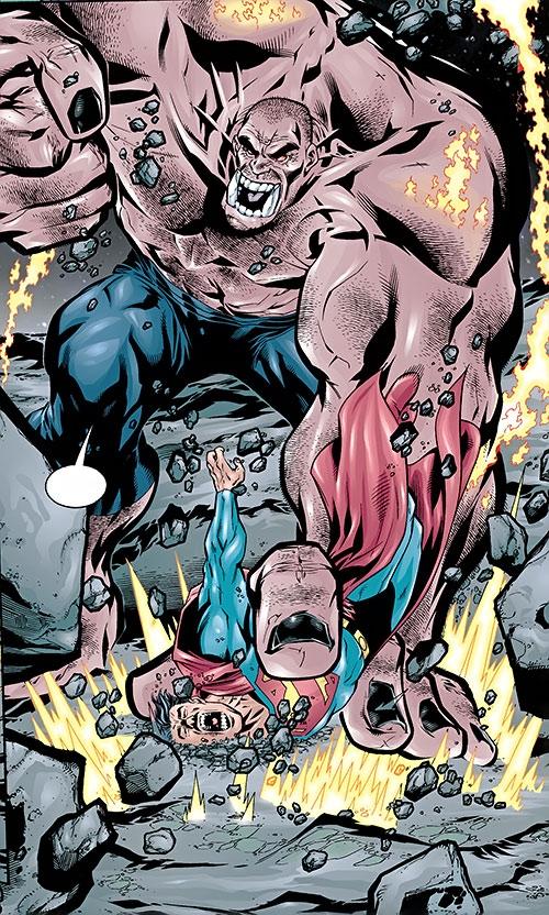 The General vs. Superman