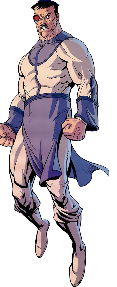General Kregg (Invincible comics)