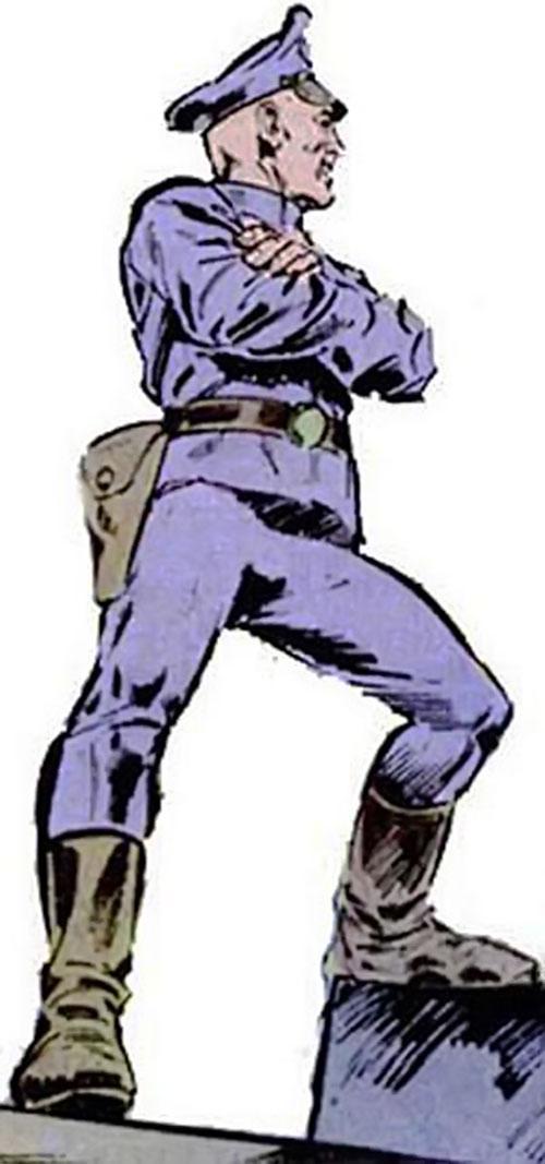 General Zod (pre-Crisis version)