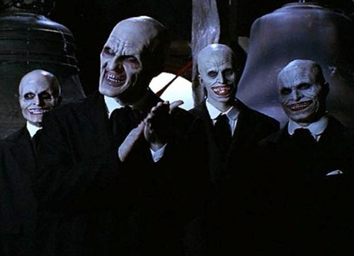Four Gentlemen (Buffy the Vampire Slayer - Hush)