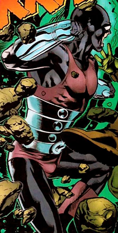 Geomancer (JSA enemy) (DC Comics)