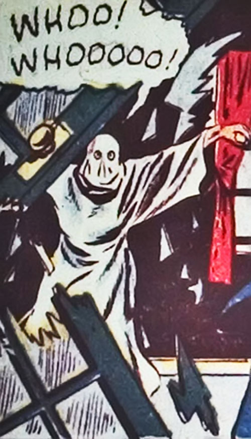 Ghost in America's Best Comics #1