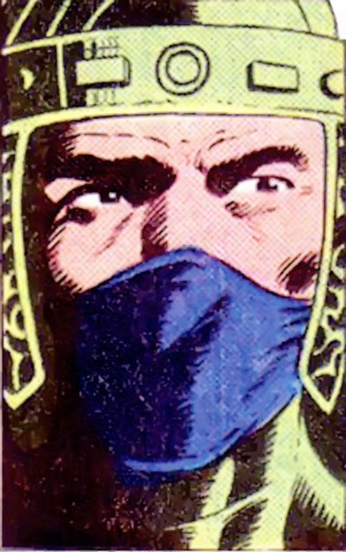 Ghost-Maker (Marvel Comics) face closeup