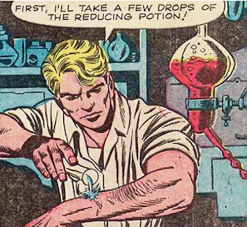 Doctor Pym (Marvel Comics) earliest appearance