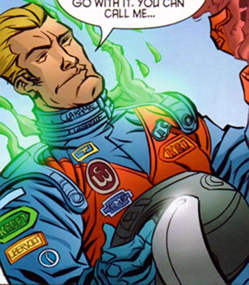 Hallibastard (Stormwatch Team Achilles) (Wildstorm Comics)