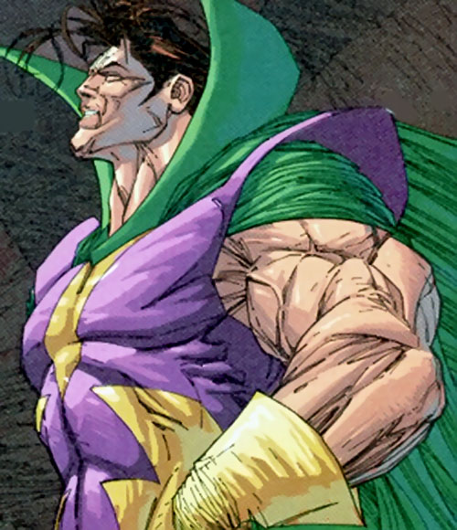 Giant (Stormwatch Team Achilles) (Wildstorm Comics)