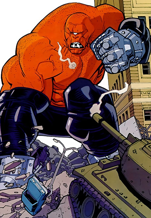 Giant (Invincible / Wolf-Man enemy) (Image Comics)