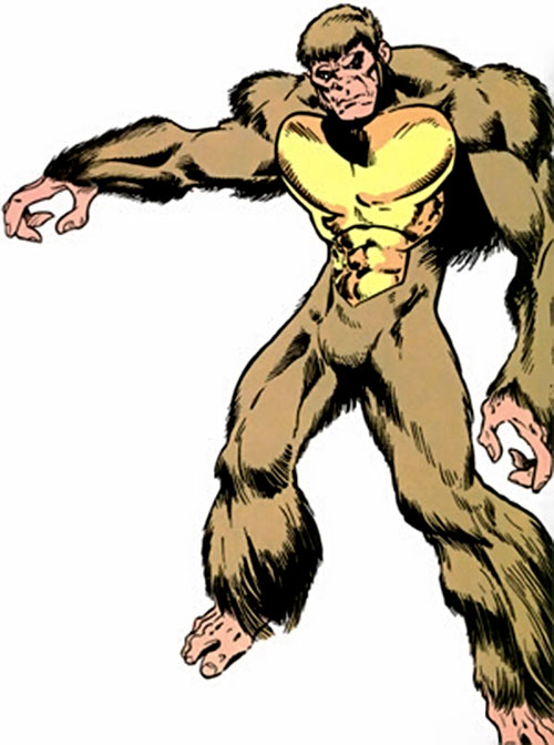 Gibbon (Spider-Man character)