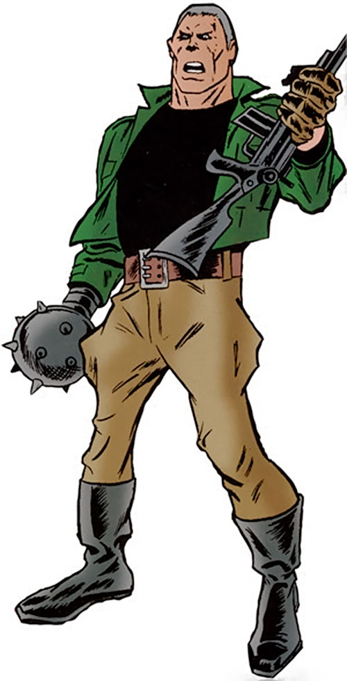 Gideon Mace (Luke Cage enemy) (Marvel Comics)