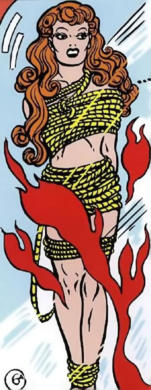 Giganta (Wonder Woman enemy) (Golden Age DC Comics)