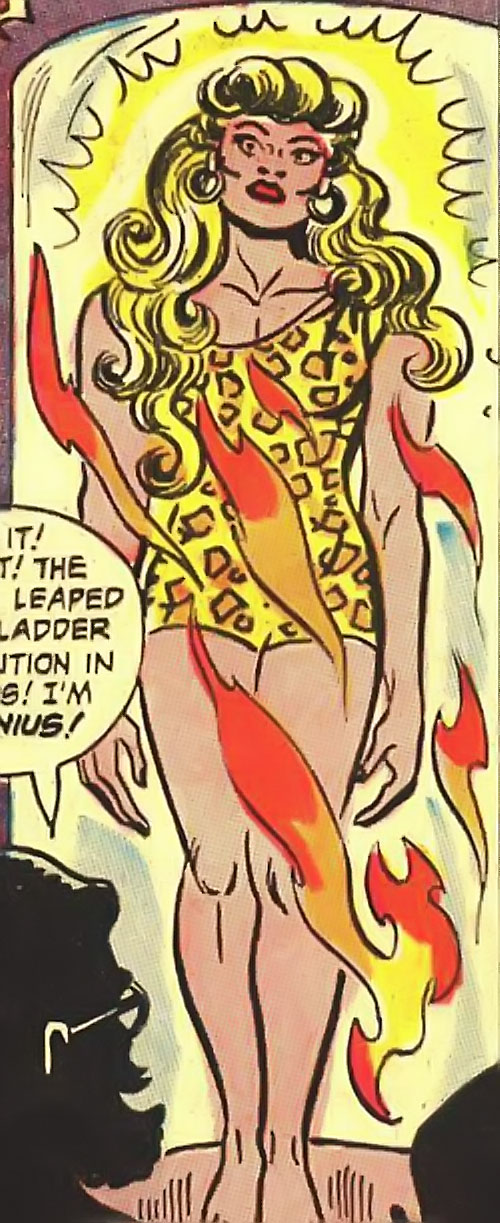 Giganta (Wonder Woman enemy) (Silver Age DC Comics)