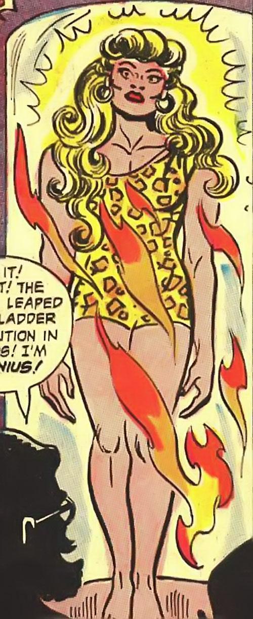 Giganta (Wonder Woman enemy) (Silver Age DC Comics)
